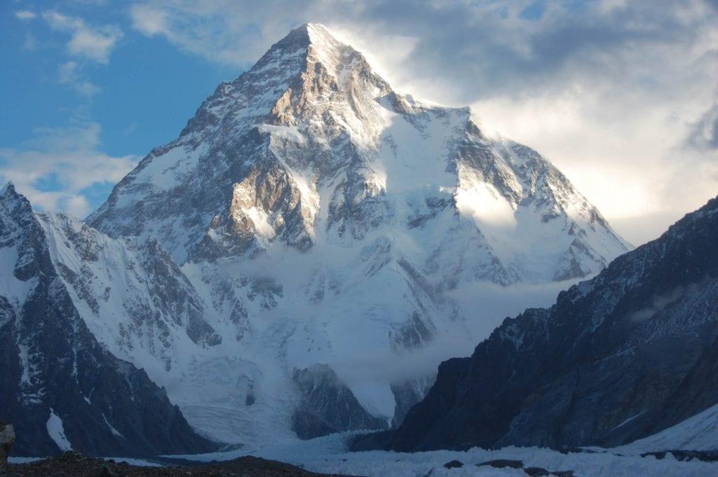 K2 Karakorum drugi szczyt Ziemi