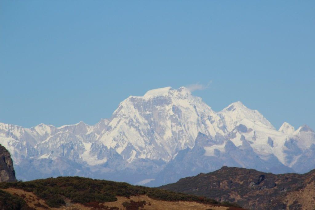 Gangkhar Puensum, niezdobyty szczyt