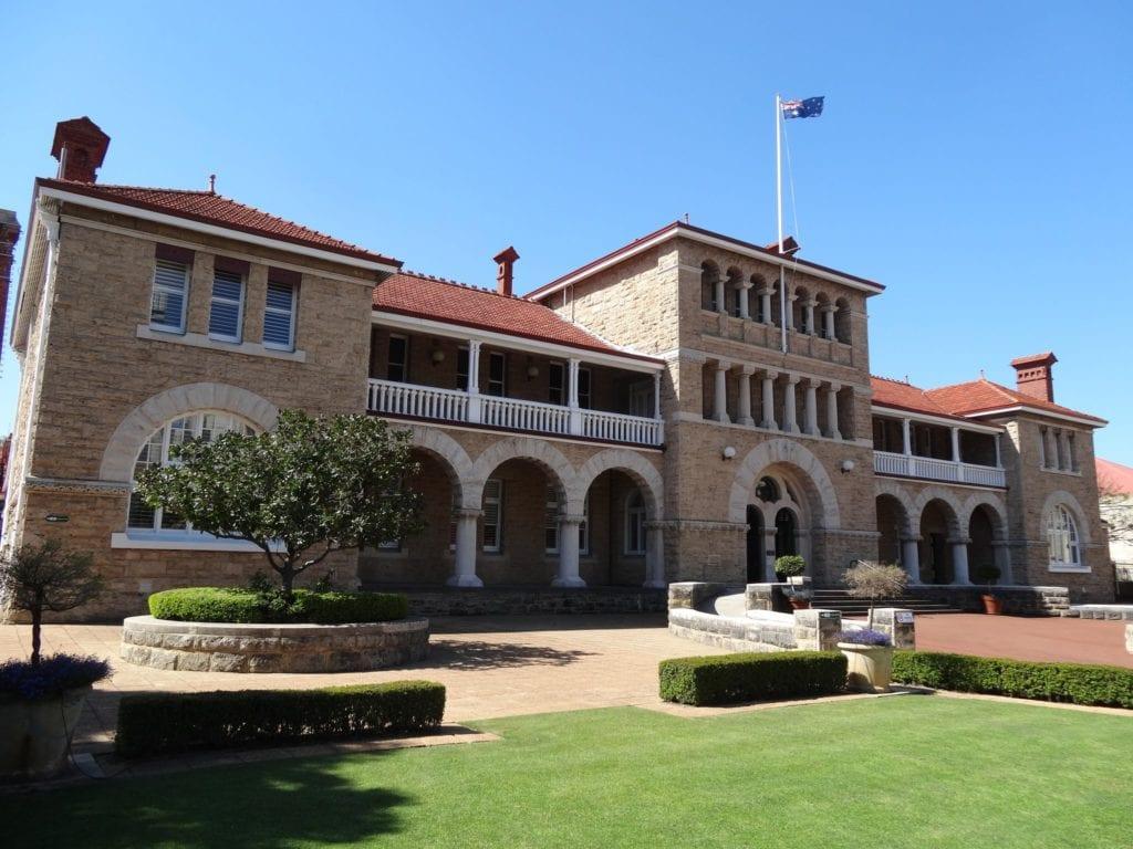 Mennica w Perth