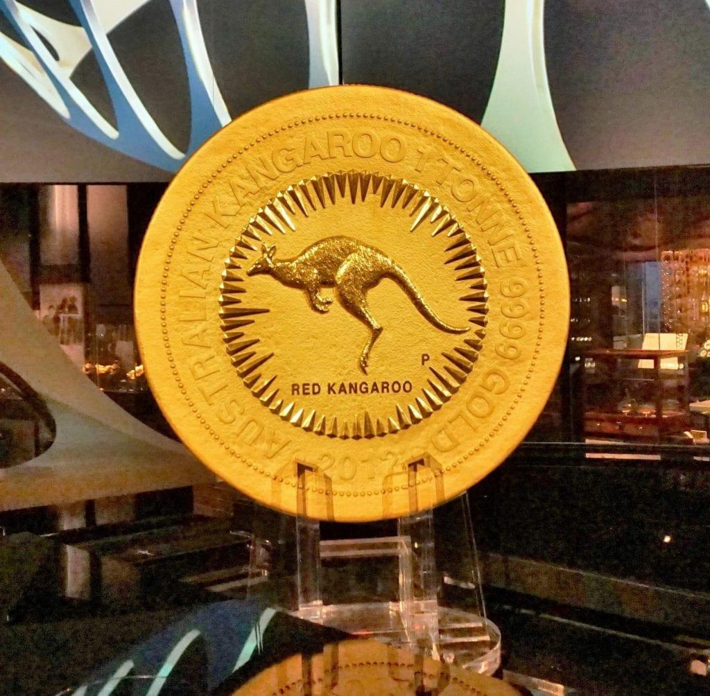 Największa moneta na świecie