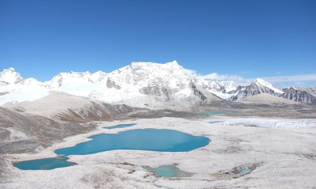 Najwyższy niezdobyty szczyt Bhutan
