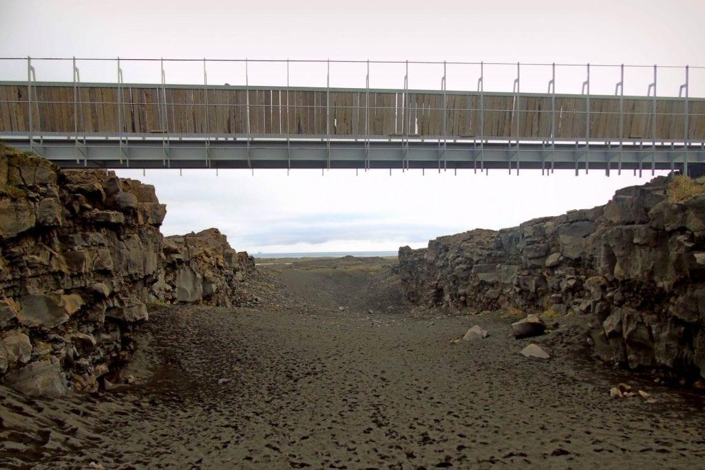 Most międzykontynentalny Islandia