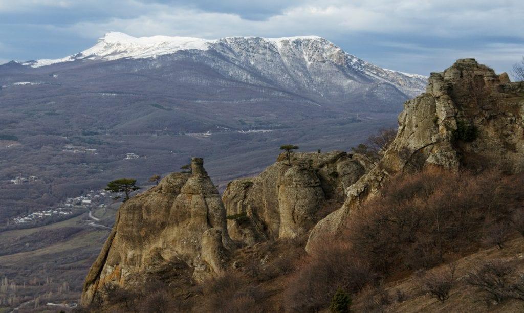 Czatyr-Dah, Krym