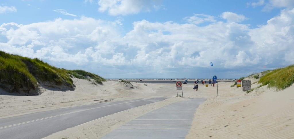 Największa plaża w Europie