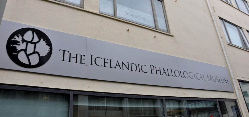 Muzeum Fallologiczne w Reykjaviku
