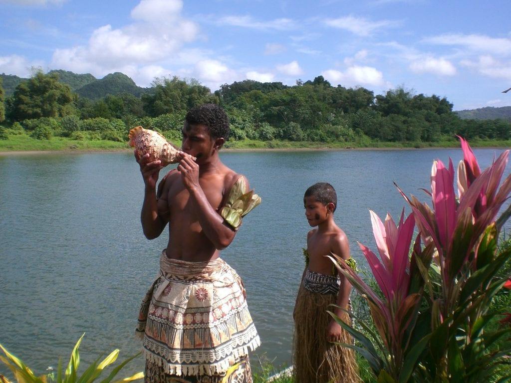 Wyspa Fidżi