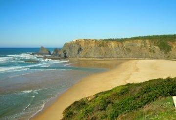 Plaża Adegas, Portugalia