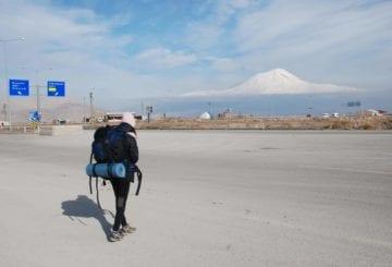 autostop turecki Kurdystan