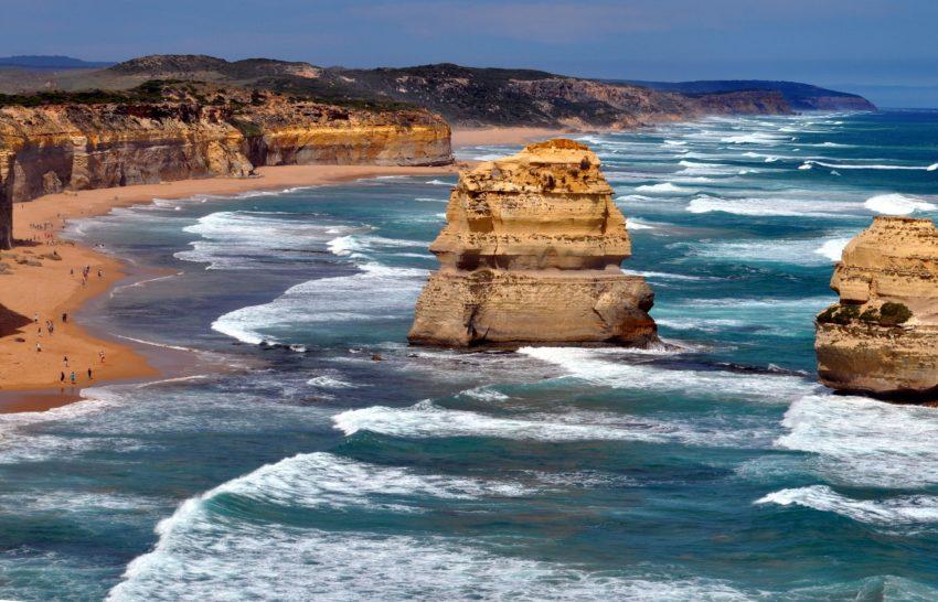 Australia morze