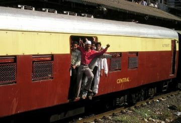 indie pociąg