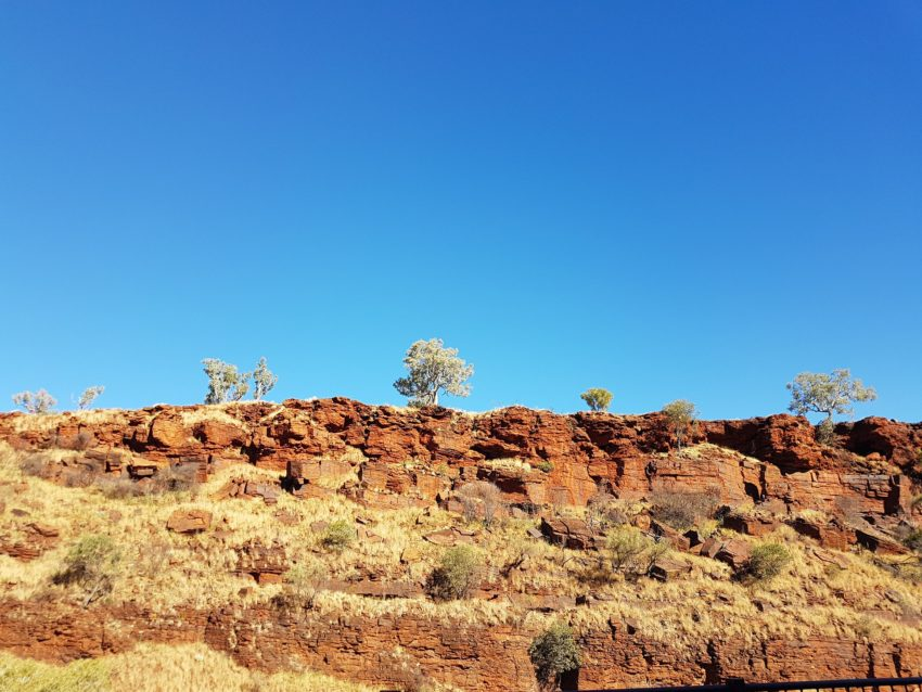 Australia skały