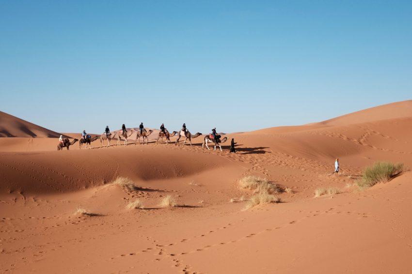 pustynie egiptu