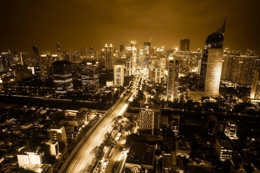 Dżakarta, stolica Indonezji