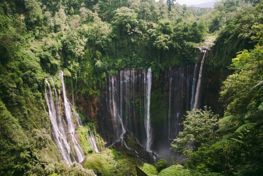 wodospad indonezja