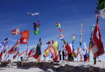 flagi boliwa