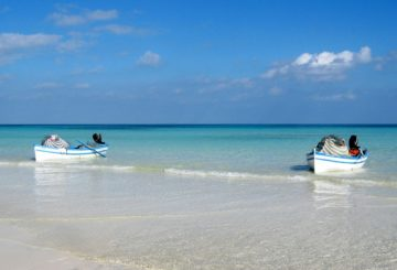 tunezja lodzie