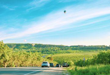 moldawia krajobraz