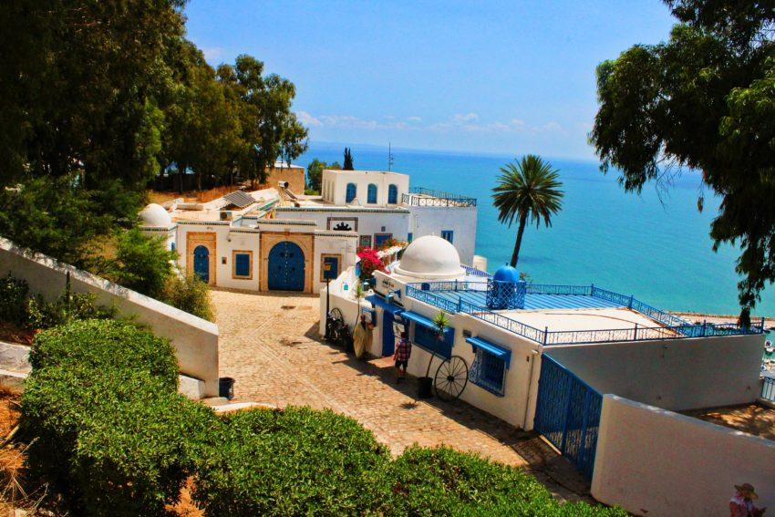 tunezja budynki