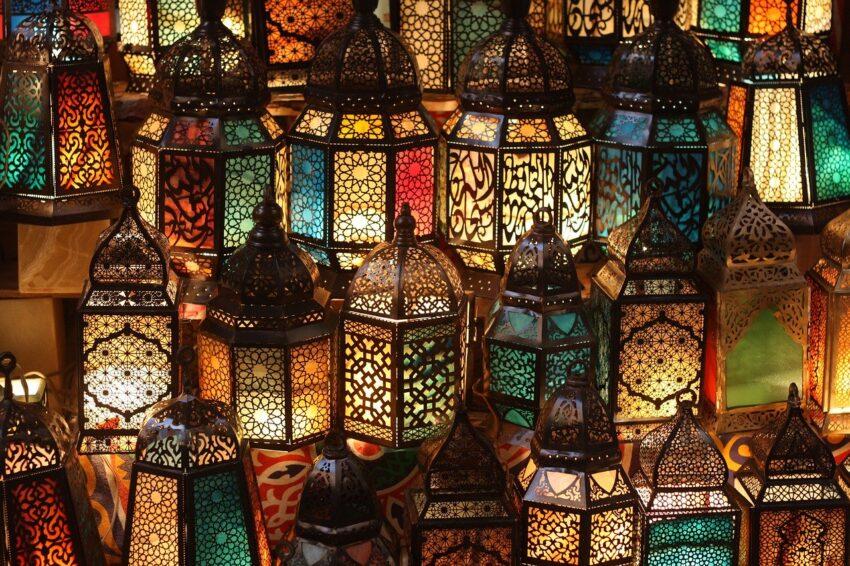 lampy egipt