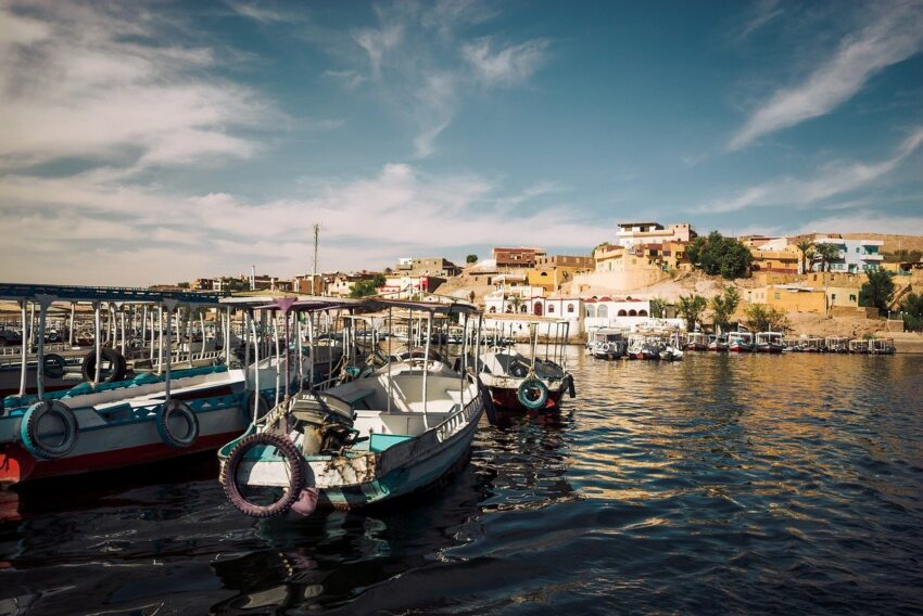 port egipt