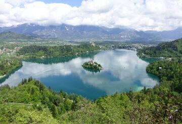 jezioro bled