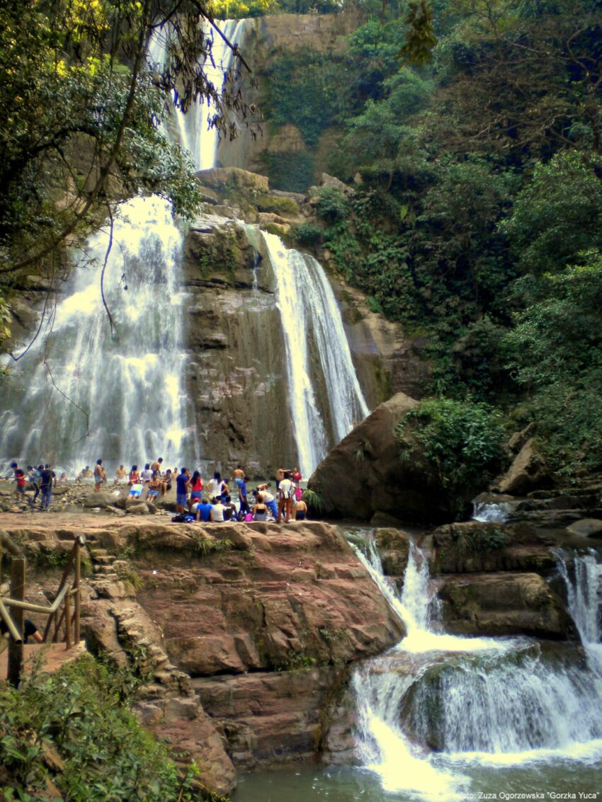 Wodospad Badayo