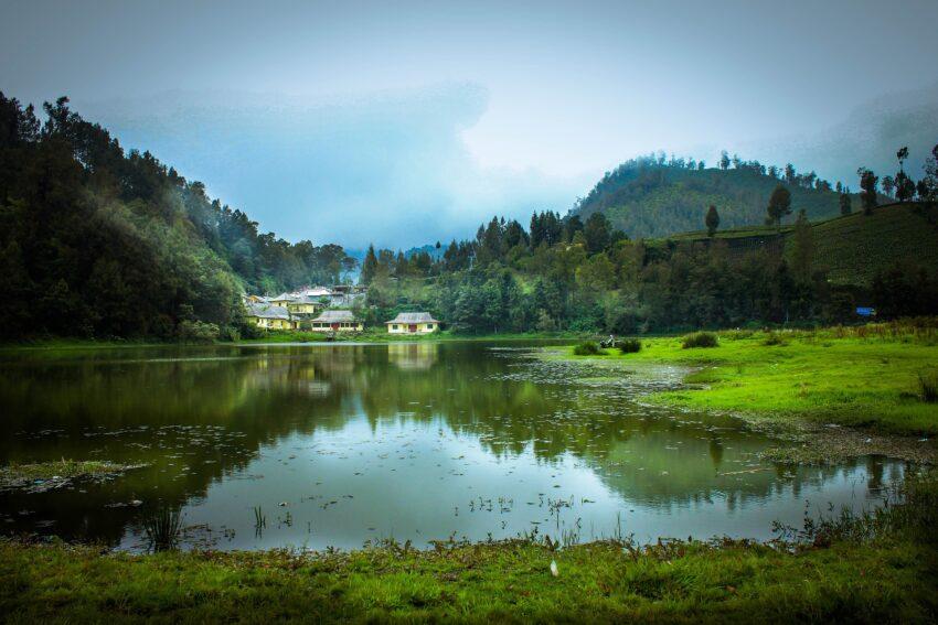 jezioro sumatra