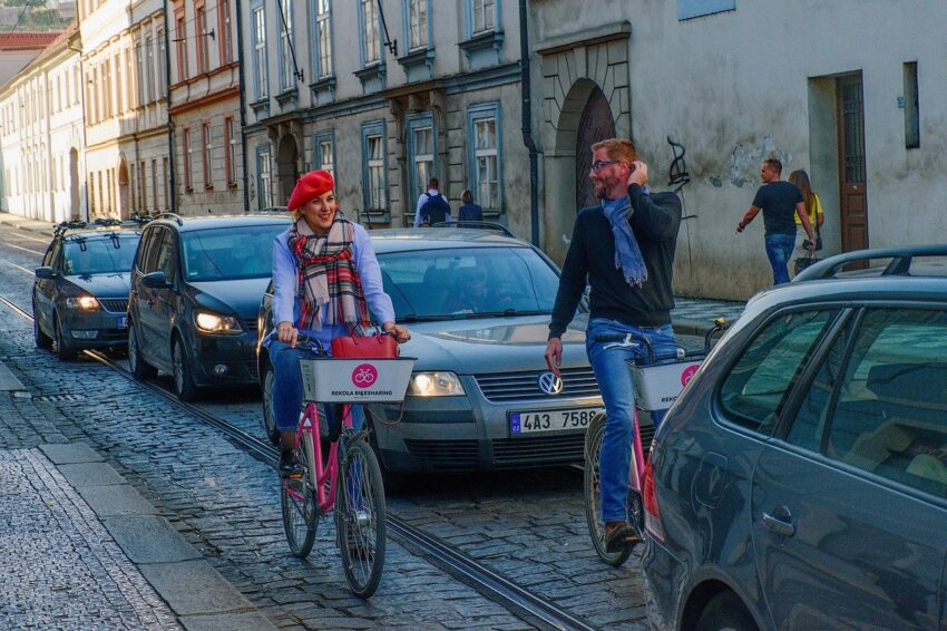 praga rowery