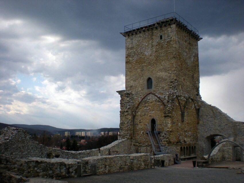 Zamek w Miskolcu