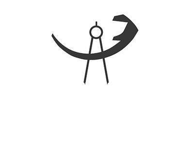 logo TA white