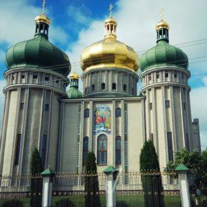 Cerkiew - Ukraina