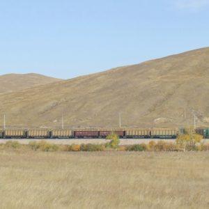 Kolej Transsyberyjska - Rosja