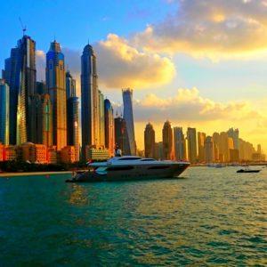 Marina - Dubaj