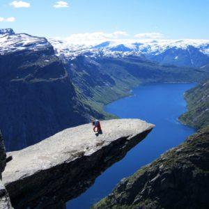 Trolltunga - Norwegia