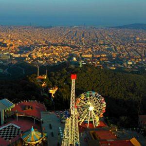 Wzgorze Tibitabo - Barcelona