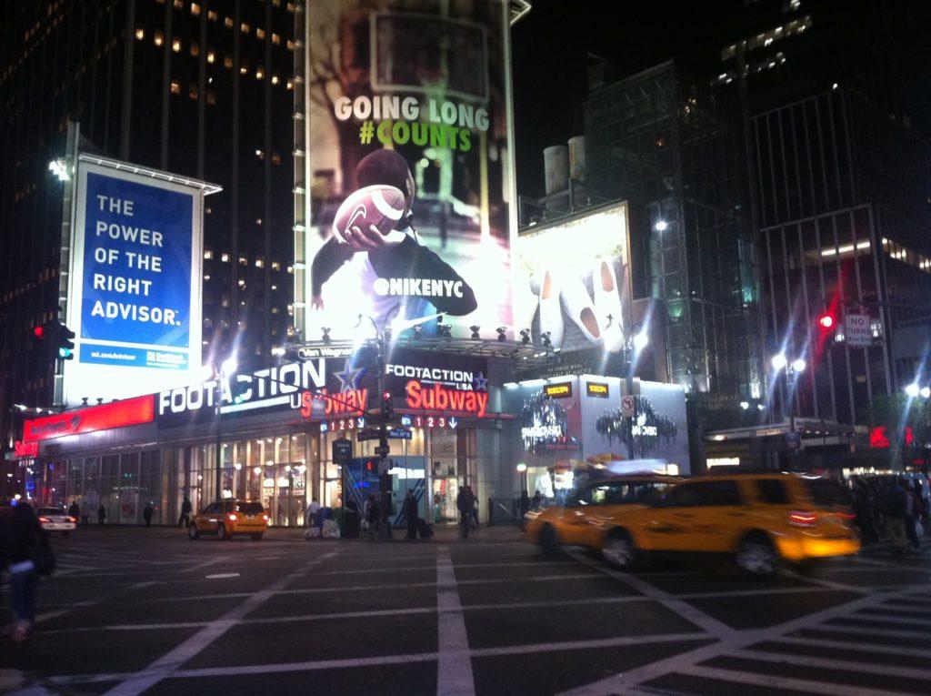 Nowy Jork transport publiczny