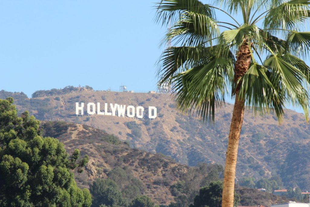 Pociągiem przez USA - Hollywood