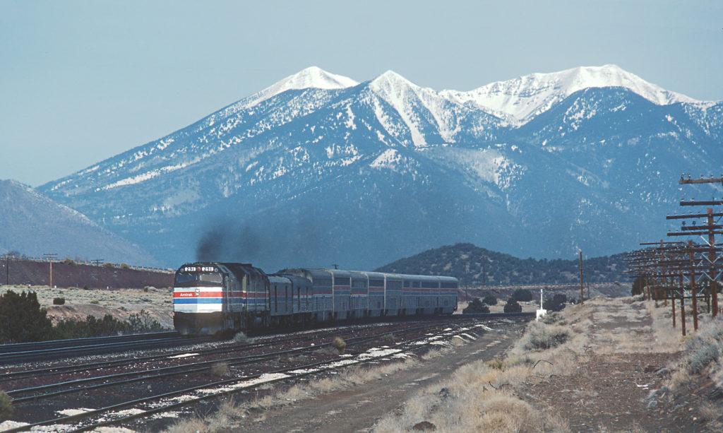 Pociągiem przez USA - koniec