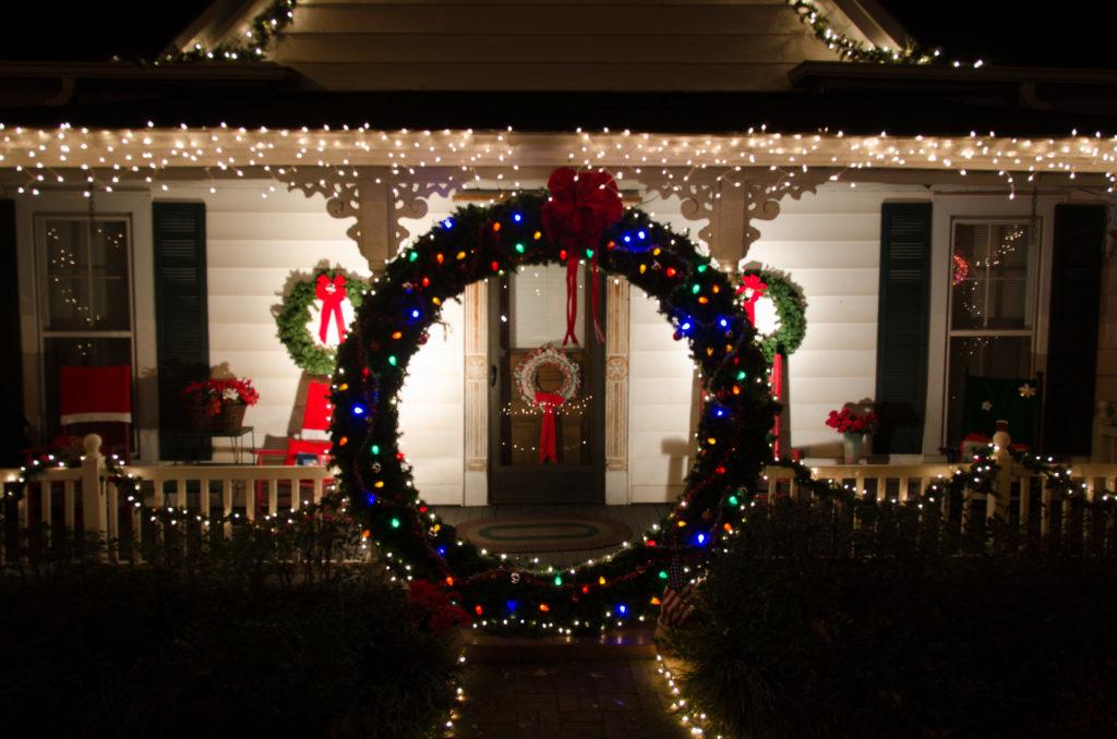 Świąteczne ozdoby USA