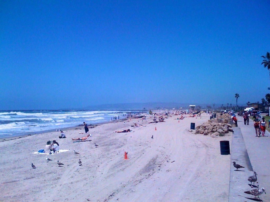 Pacidic Beach - Mission Beach