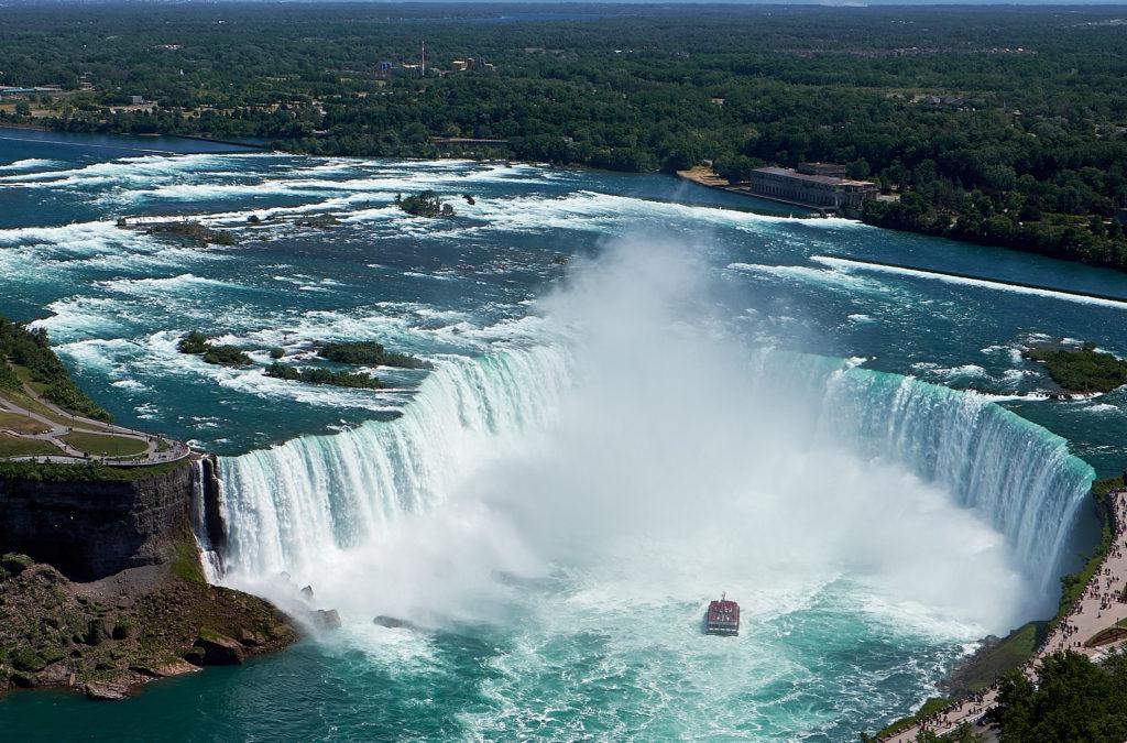 Niagara 3 wodospady