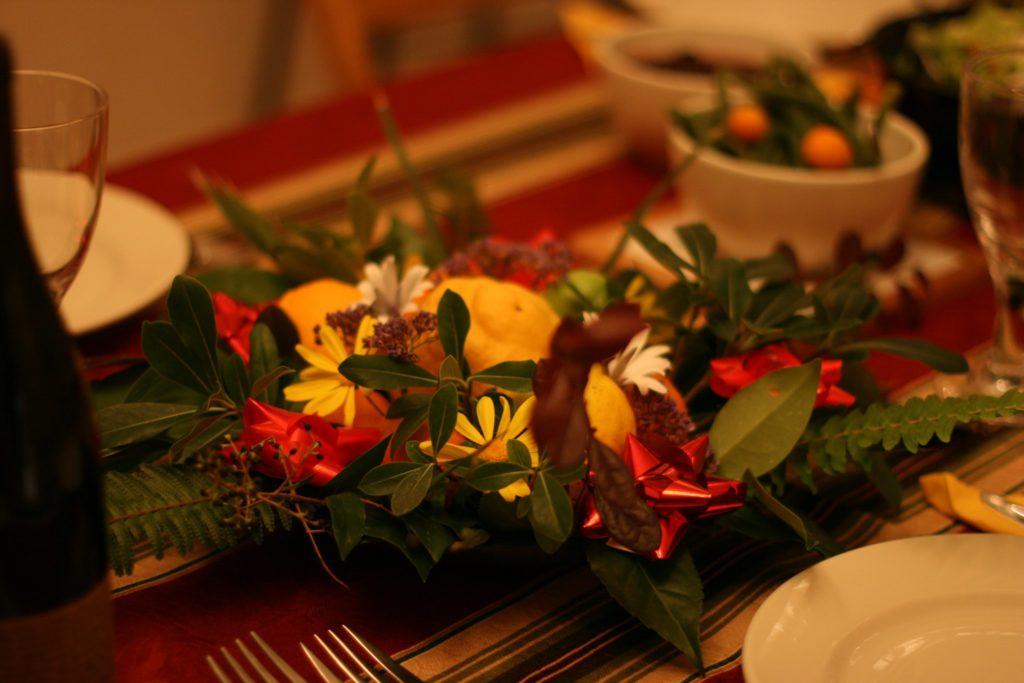 Świąteczny obiad USA