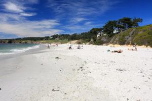 Plaża w Carmel