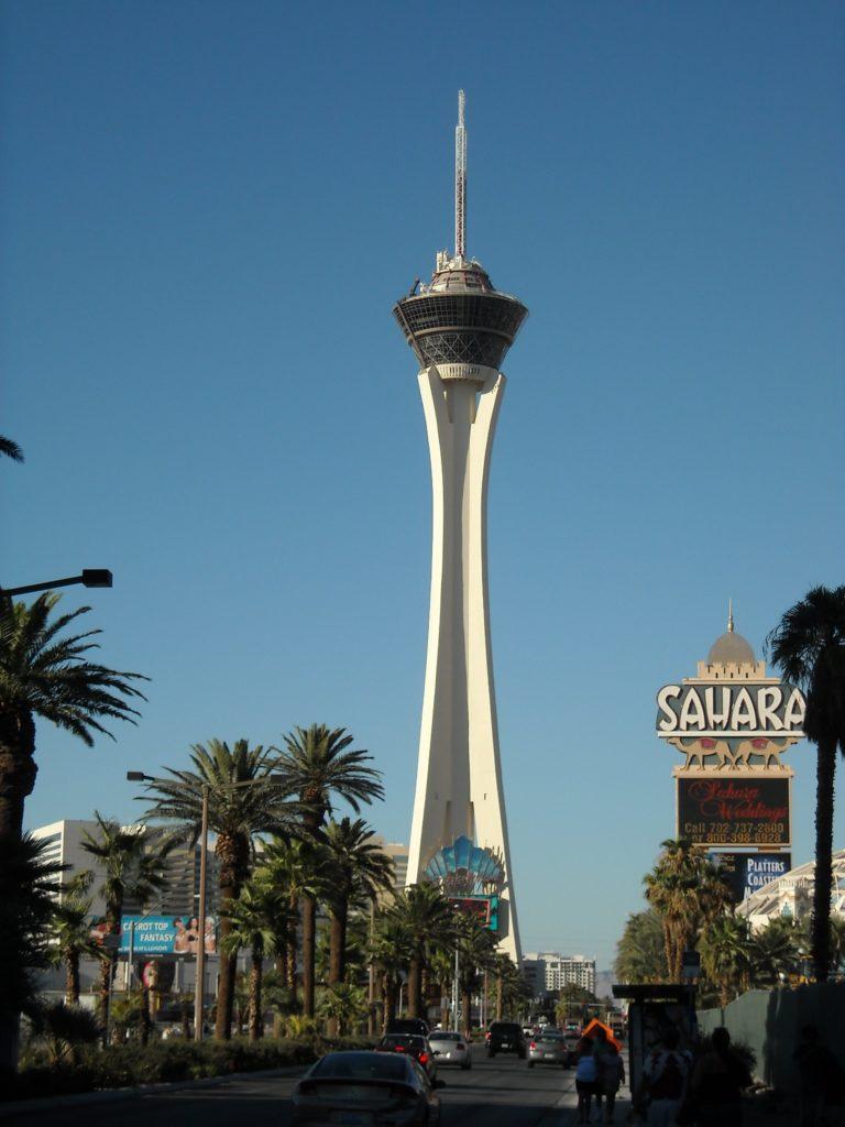 Najlepsze widoki w Las Vegas